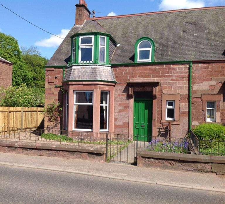 3 Bedrooms Semi-detached Villa House for sale in Blairgowrie Road, Coupar Angus, Coupar Angus PH13