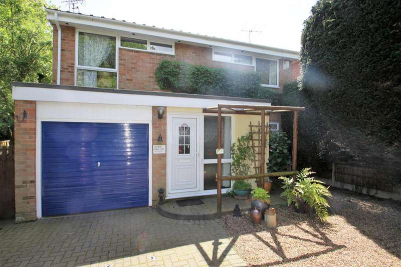 4 Bedrooms Detached House for sale in Meadow Close, Halsted CO9