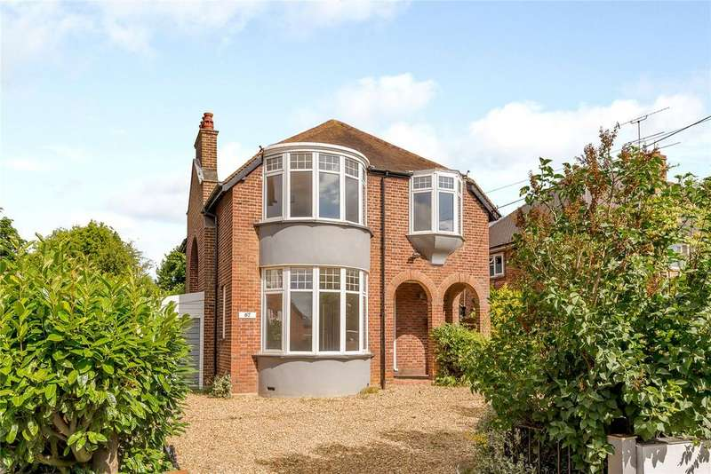 4 Bedrooms Detached House for sale in Fernbank Road, Ascot, Berkshire, SL5