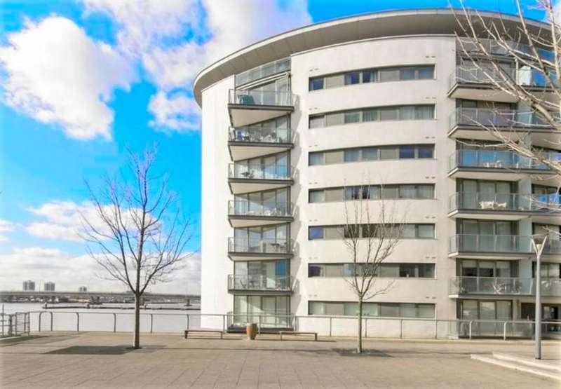 3 Bedrooms Apartment Flat for sale in PENTHOUSE - Docklands, London E16