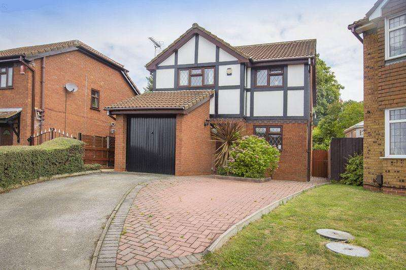 3 Bedrooms Detached House for sale in WOODHURST CLOSE, DERWENT HEIGHTS