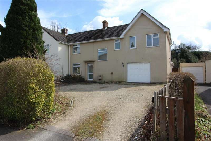 4 Bedrooms Semi Detached House for sale in Firgrove Crescent, Yate, Bristol, BS37 7AH