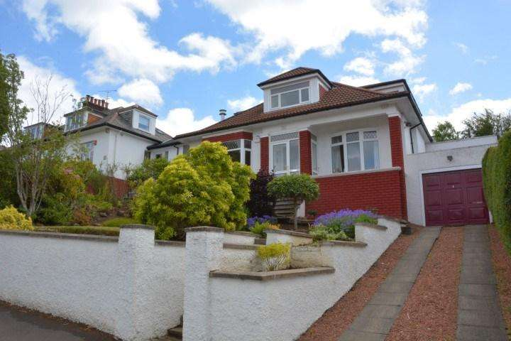 4 Bedrooms Detached Bungalow for sale in Nethercliffe Avenue, Netherlee, Glasgow, G44