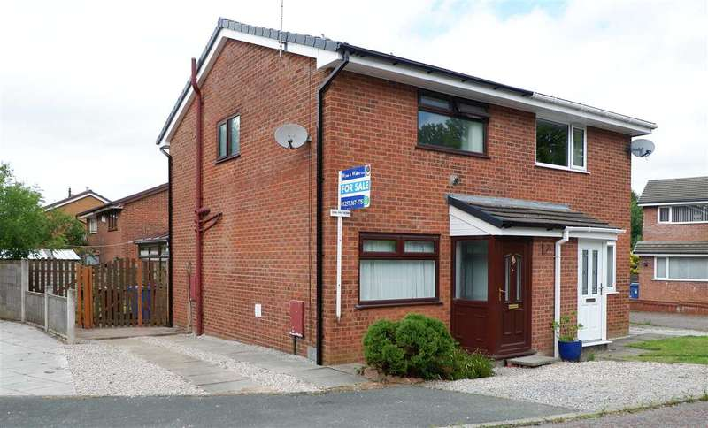 2 Bedrooms Semi Detached House for sale in The Cedars, Chorley, Chorley