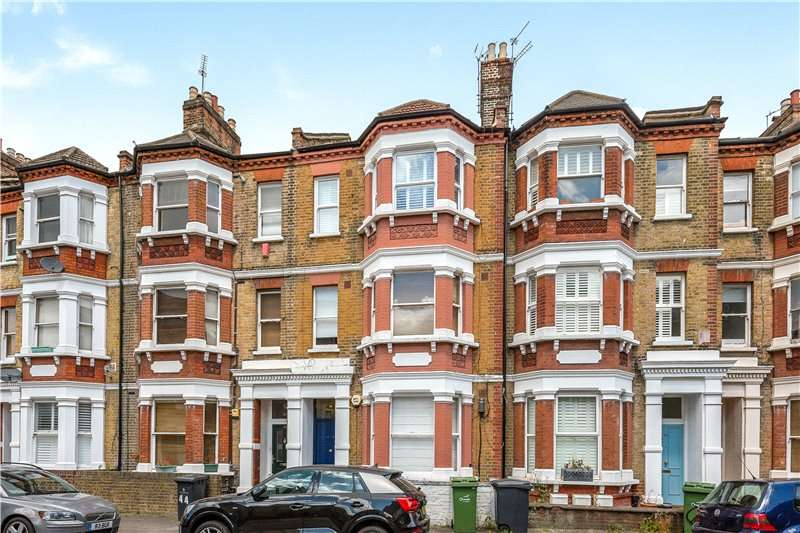 2 Bedrooms Flat for sale in Crewdson Road, Oval, London, SW9