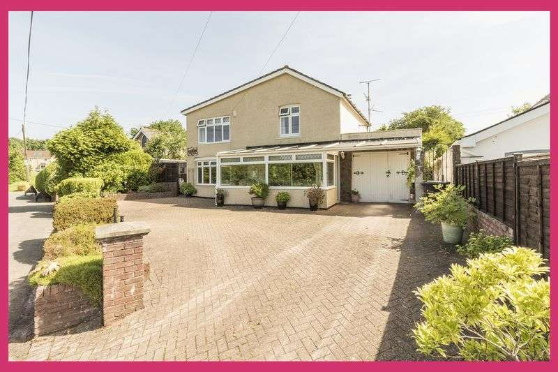 4 Bedrooms Property for sale in Church Lane Coedkernew, Newport