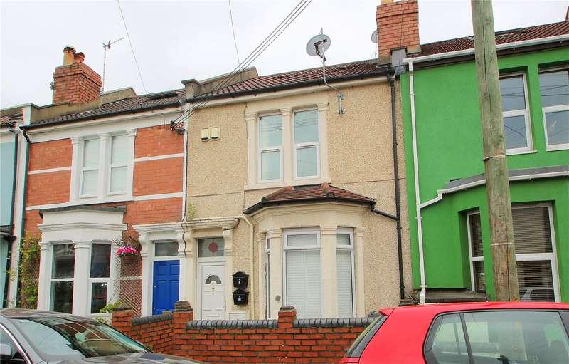1 Bedroom Flat for sale in Quantock Road Windmill Hill Bristol BS3