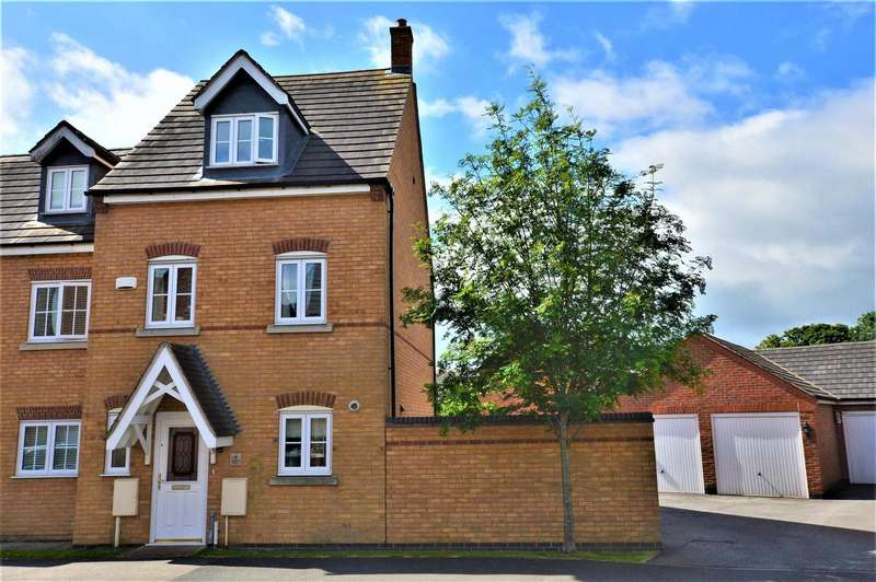 4 Bedrooms Detached House for sale in Laughton Drive, Stamford