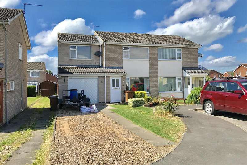 3 Bedrooms Detached House for sale in Nene Close, Melton Mowbray