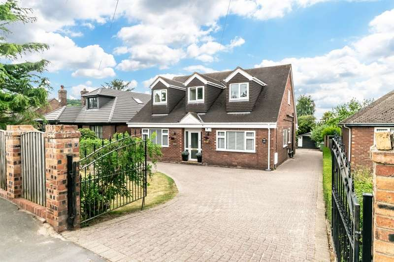 5 Bedrooms Detached House for sale in Townfield Lane, Frodsham, WA6