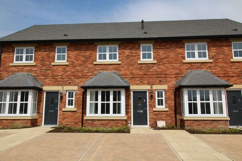 3 Bedrooms Terraced House for sale in Dovecote Place, Newcastle Upon Tyne, NE15