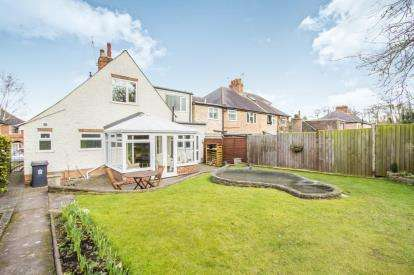 3 Bedrooms Detached House for sale in Plantation Avenue, Aylestone, Leicester, Leicestershire