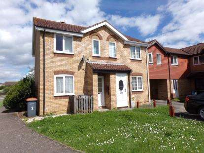 2 Bedrooms Semi Detached House for sale in Harrold Priory, Bedford, Bedfordshire