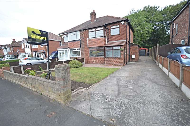 3 Bedrooms Semi Detached House for sale in Chatsworth Road, Hazel Grove