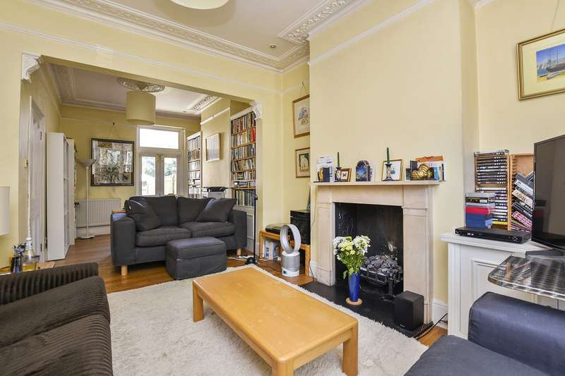 3 Bedrooms Terraced House for sale in Torbay Road, London, NW6