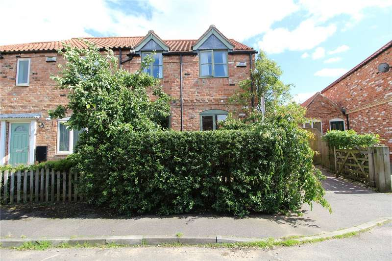 3 Bedrooms Semi Detached House for sale in Kings Hill, Caythorpe, Grantham, NG32