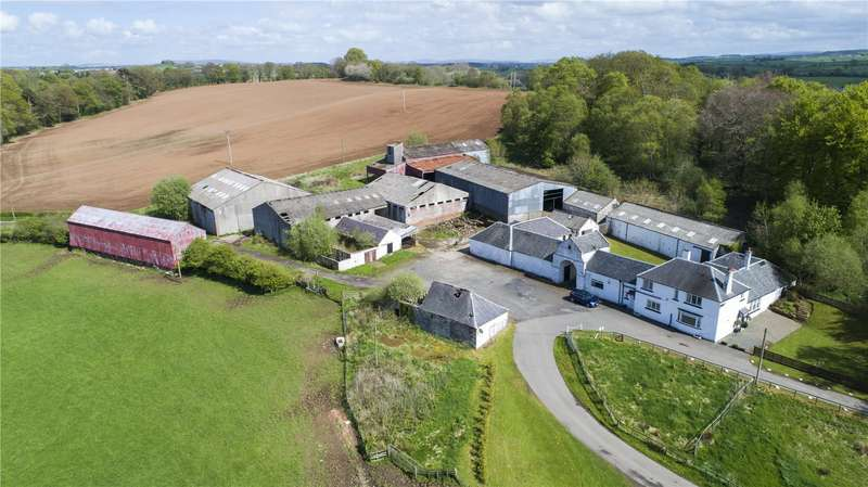 7 Bedrooms Farm Commercial for sale in Enterkine - Lot 2, By Ayr, South Ayrshire, KA6