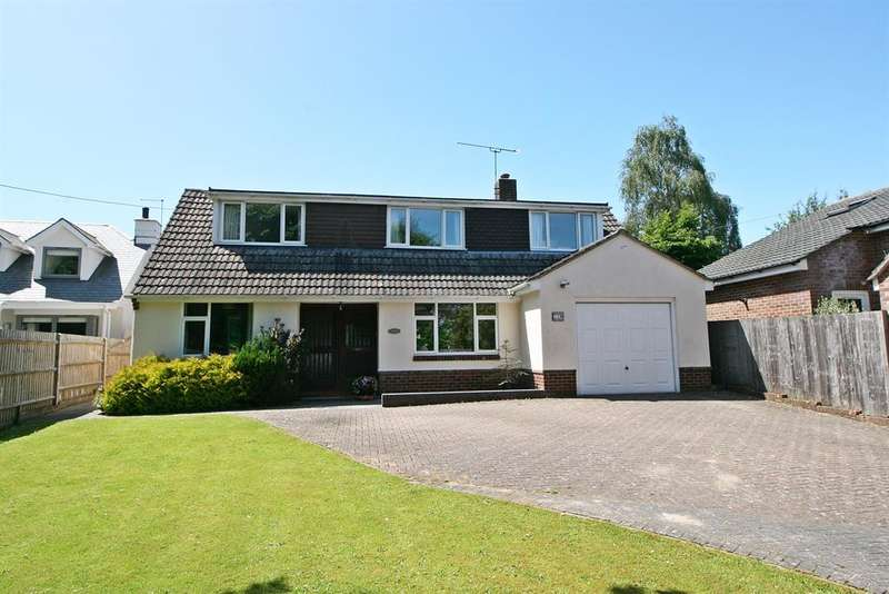 5 Bedrooms Detached House for sale in Satchell Lane, Hamble, Southampton, SO31 4HP