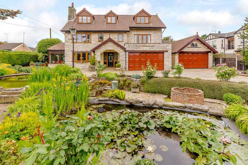 5 Bedrooms Detached House for sale in Milford Road, Sherburn in Elmet, LS25 6AF