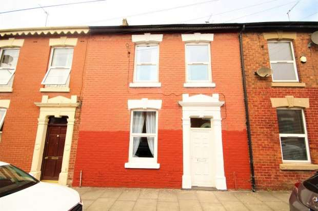 4 Bedrooms Terraced House for sale in Northcote Road, Preston, PR1