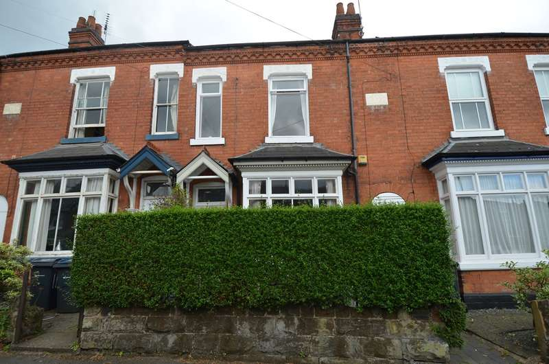 3 Bedrooms Terraced House for sale in Springfield Road, Kings Heath, Birmingham, B14