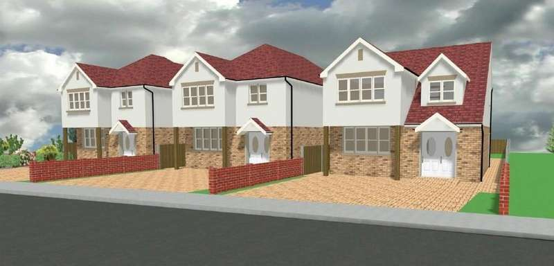 4 Bedrooms Detached House for sale in Plot 1, 3 The Spinneys, Hockley