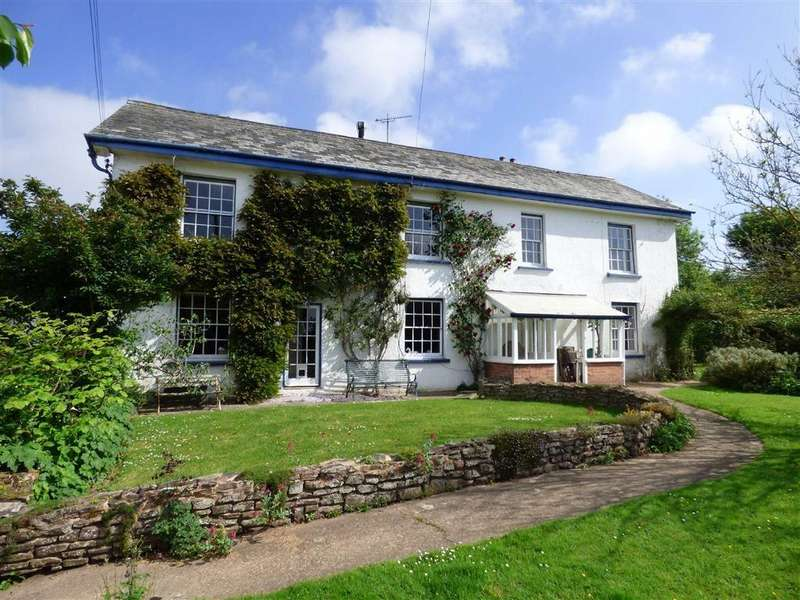 5 Bedrooms Detached House for sale in Butterleigh, Cullompton, Devon, EX15
