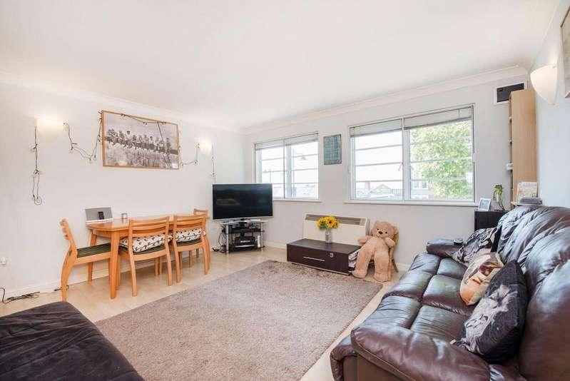 2 Bedrooms Flat for sale in Derwent Yard, Ealing, W5