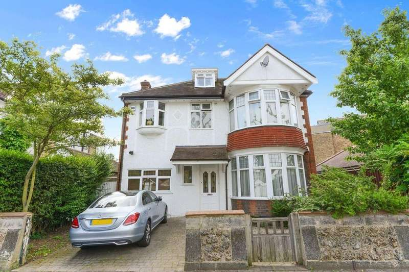 5 Bedrooms Detached House for sale in Ascott Avenue, Ealing, W5