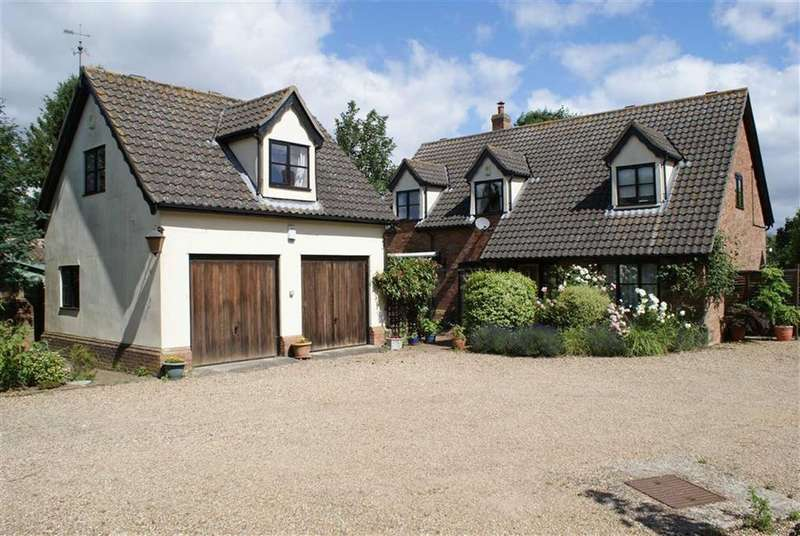 4 Bedrooms Detached House for sale in Wellington Drift, Eye, Suffolk