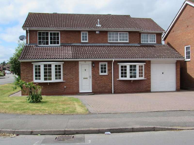 4 Bedrooms Detached House for sale in Hay Lane, Shirley