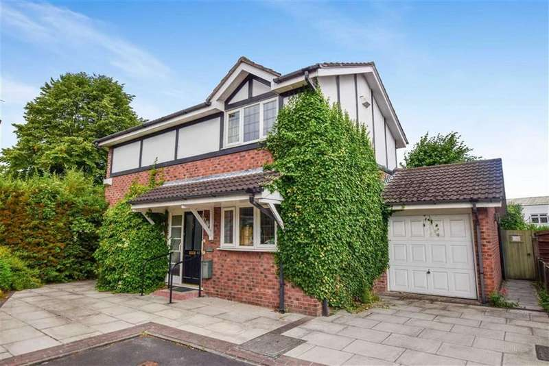 3 Bedrooms Detached House for sale in Waveney Drive, Altrincham, Cheshire, WA14