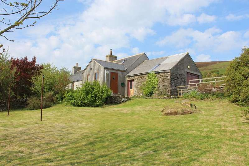 1 Bedroom Cottage House for sale in Langalour, Redland Road, Finstown, Orkney KW17
