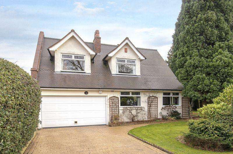 4 Bedrooms House for sale in Sherifoot Lane, Sutton Coldfield