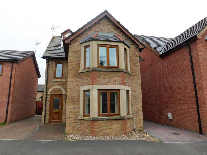 5 Bedrooms Detached House for sale in 15 Tamworth Drive, Barrow-in-Furness, Cumbria, LA13 0GQ