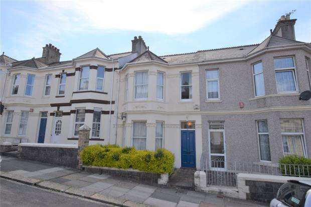 5 Bedrooms Terraced House for sale in Derry Avenue, Plymouth, Devon