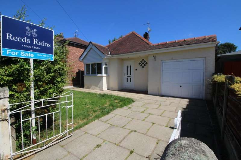 2 Bedrooms Detached Bungalow for sale in Northcliffe Road, Stockport, SK2