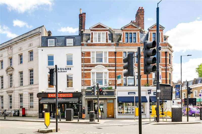 Flat for sale in Fulham Road, Fulham Broadway, London