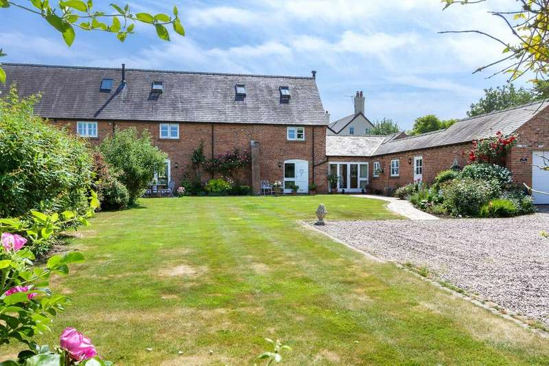 5 Bedrooms Unique Property for sale in Duddon Hall Barns, Duddon Road, Duddon, Tarporley, CW6