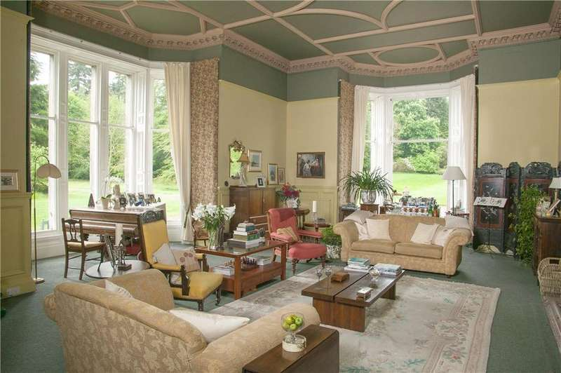 5 Bedrooms Country House Character Property for sale in Loganbank, Milton Bridge, Midlothian, EH26