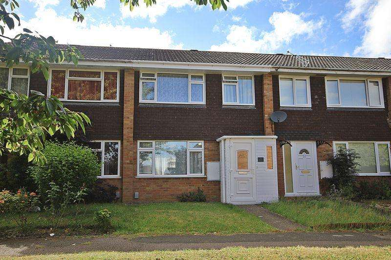 3 Bedrooms Terraced House for sale in Rosebay Close, Flitwick