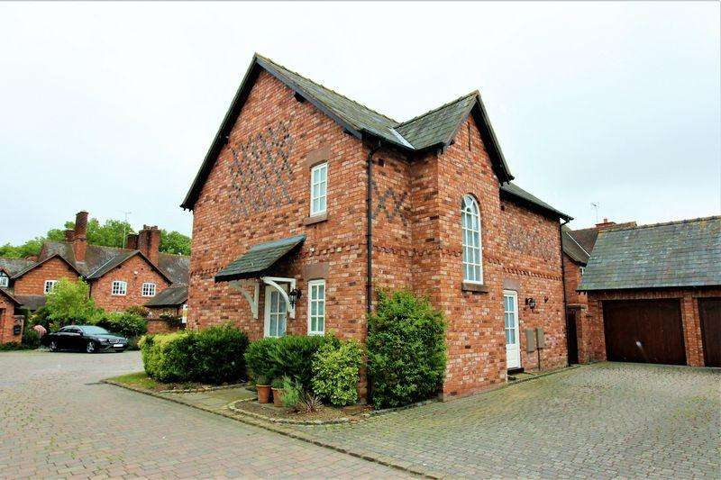 4 Bedrooms Detached House for sale in Ivy Court, Wrexham Road, Pulford, Chester