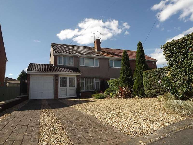 3 Bedrooms Semi Detached House for sale in Ellacombe Road, Longwell Green, Bristol, BS30 9BP