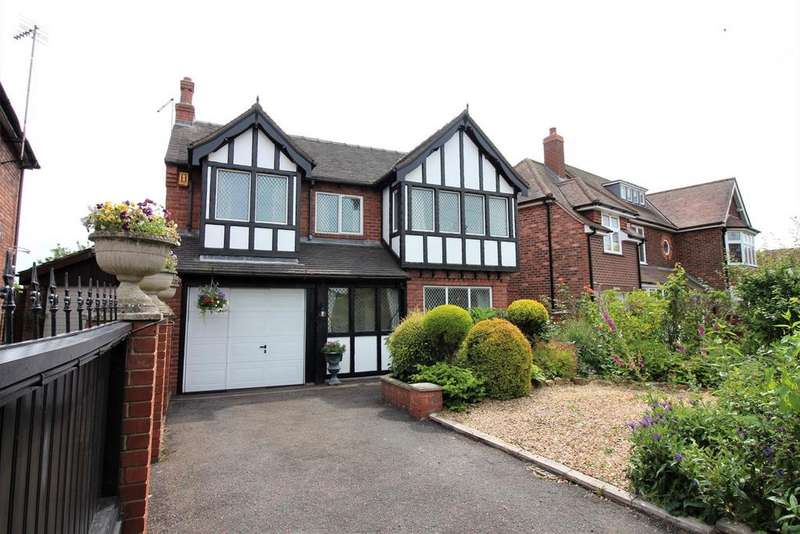 3 Bedrooms Detached House for sale in Beauvale, Newthorpe, Nottingham, NG16
