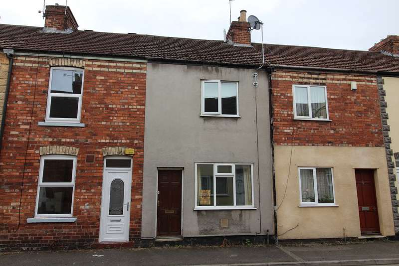 Property for sale in Clinton Terrace, Gainsborough DN21