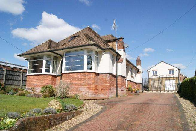 3 Bedrooms Property for sale in Leigh Road, Chandlers Ford, Eastleigh, Hampshire