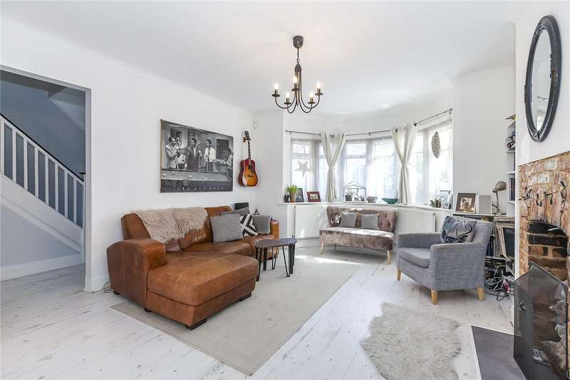5 Bedrooms Semi Detached House for sale in Rochester Way, London, SE3