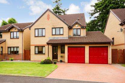 4 Bedrooms Detached House for sale in Gryfebank Crescent, Houston