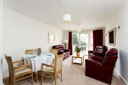 2 Bedrooms Retirement Property for sale in Quarry Court, Station Avenue, Fishponds, Bristol