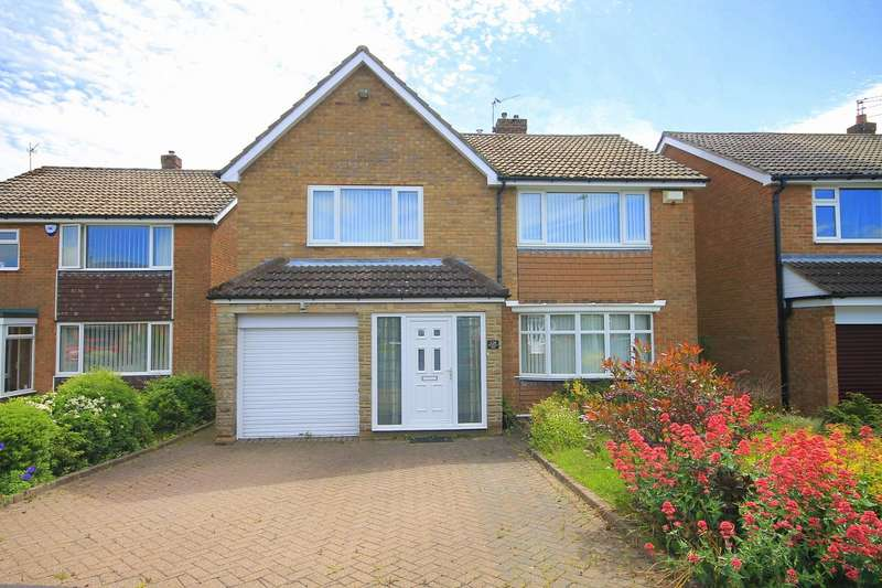 4 Bedrooms Detached House for sale in Devonshire Road, Belmont, Durham